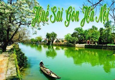 Đất Nước Tôi - Huế Sài Gòn Hà Nội